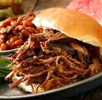 Easy pulled pork bbq recipe