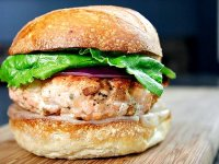 Easy salmon burger recipe patties