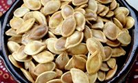 Easy salted pumpkin seed recipe