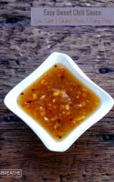 Easy sweet chili dipping sauce recipe