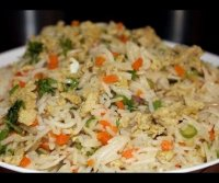 Egg fried rice recipe in tamil language