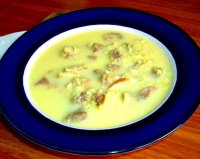 Egg lemon soup greek recipe