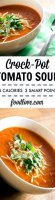 Eggplant tomato soup recipe crock pot