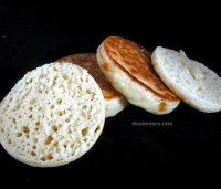 English muffin nooks and crannies recipe