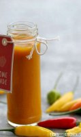 Fermented hot sauce recipe habanero gold