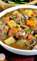 Free recipe for beef stew in crock pot