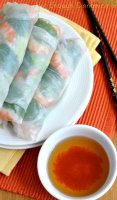 Fresh spring roll recipe vietnamese egg
