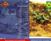 Fried chops recipe by zubaida tariq haleem