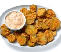 Fried dill pickle dipping sauce recipe