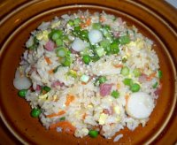 Fried rice recipe no wok