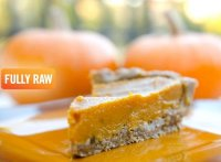 Fullyraw kristina pumpkin pie recipe