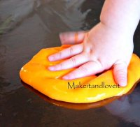 Gak homemade silly putty recipe no starch
