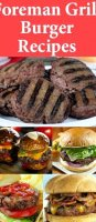 George foreman grilled burgers recipe