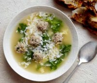 Google italian wedding soup recipe