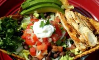 Grilled chicken salad recipe ingredients