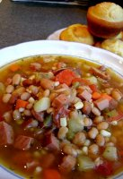 Ham bone soup recipe reviews on pinterest
