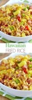 Ham fried rice recipe with rice a roni