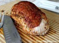 Healthy baked turkey breast recipe