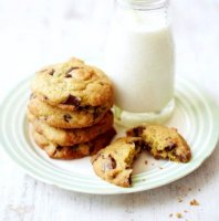 Healthy chocolate chip cookies recipe uk