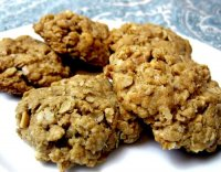 Healthy peanut butter oatmeal cookies recipe