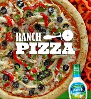 Hidden valley ranch pizza recipe