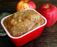 Homemade applesauce recipe in crock pot