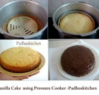 Homemade chocolate cake recipe without oven