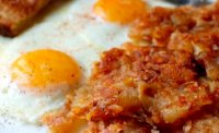 Homemade easy hash brown recipe