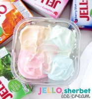 Homemade ice cream recipe with gelatin