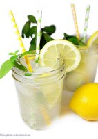 Homemade lemonade recipe real lemons