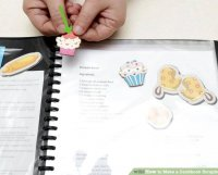 Homemade recipe book categories young