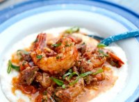 Homemade shrimp and grits recipe
