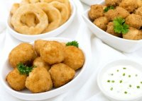 Horseradish dip recipe for fried mushrooms