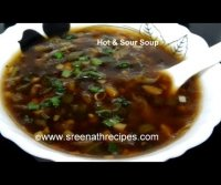 Hot and sour chicken soup recipe vahrehvah chicken