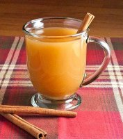 Hot apple cider recipe with allspice