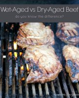 How to grill wet aged steak recipe