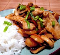 Kikkoman teriyaki stir fry recipe