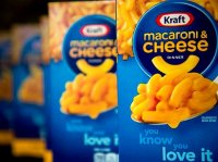 Kraft cheese commercial recipe holders
