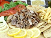 Lamb and beef doner recipe