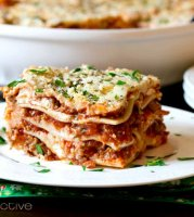 Lasagna recipe ricotta or cottage cheese