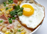 Macaroni soup hong kong recipe video