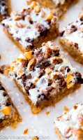 Magic cookie bar recipe variations