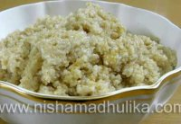 Makki ka dalia recipe sweet
