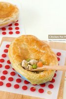 Malaysian cold storage meat pies recipe