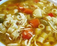 Mama mandolas sicillian chicken soup recipe