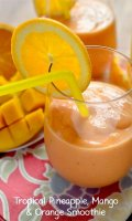 Mango pineapple smoothie mcdonalds recipe for hash