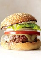 Martha stewart best beef burger recipe