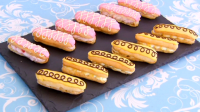 Mary berry chocolate eclairs recipe