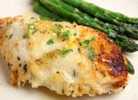 Mayonnaise and parmesan cheese chicken recipe