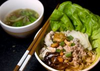 Minced meat recipe singapore mee